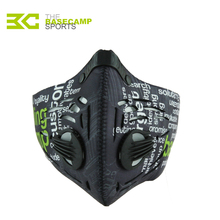 Anti-pollution City Cycling Face Mask Fitness Dust-proof Outdoor Sports Jogging Mask Mens Motorcycle Air Filter Half Face Mask