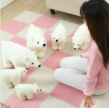 High Quality Kawaii Pure Dream Cute Polar bear Plush Toy Soft White Teddy Bear Stuffed Toys Baby Toy Kids toy Gift