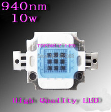 10w Epileds chips infrared led emitter 940nm ir high power led module light DC4.0-5.0v 1050mA 200pcs/lot 2016 DHL free shipping