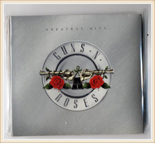 GUNS N' ROSES: GREATEST HITS CD THE VERY BEST OF / GUNS AND & ROSES / brand new   03.2016