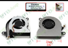 New Laptop CPU Cooling fan (cooler) for IBM Thinkpad X200 X100E X120 X120E Edge 11 E10 mini 110X Series - MF45070V1-Q040-G99