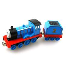 T0110 Edward Diecast THOMAS and friend The Tank Engine take along Magnetic train metal children kids toy gift Edward no package