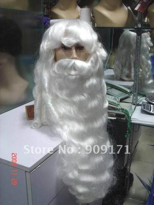 New Fashion Wigs Santa Cosplay Party Wig/ Wigs (B0320)<br><br>Aliexpress
