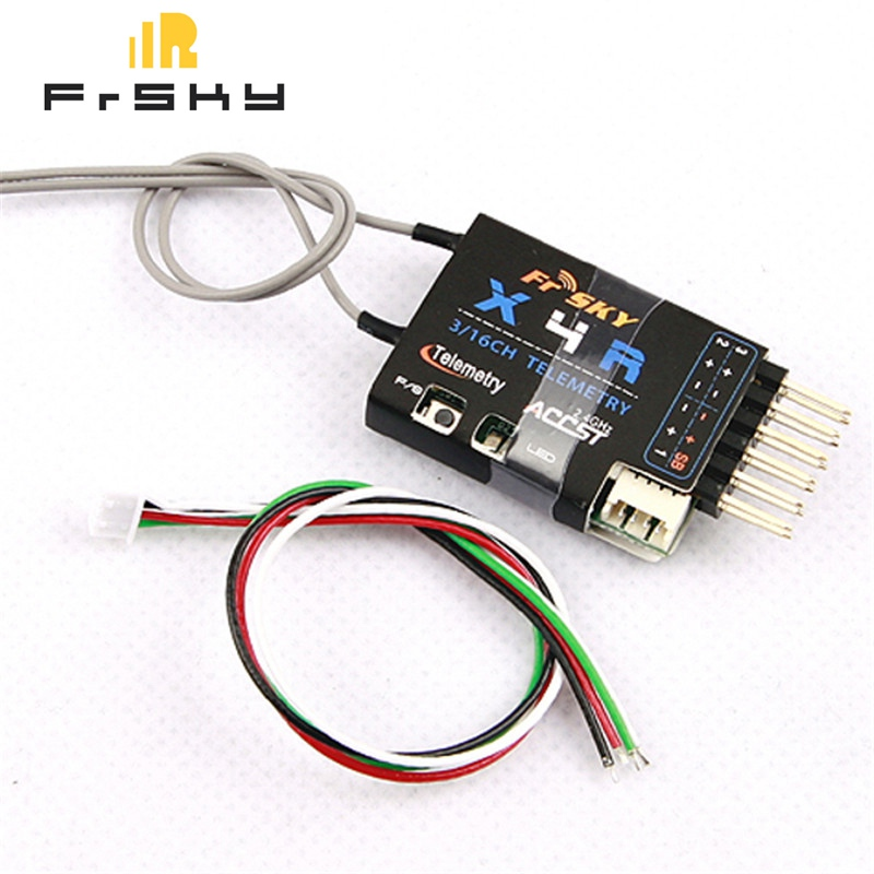 Hot Sale! FrSky X4RSB 3/16 Channel Telemetry Receiver For RC Quadcopter Transmitter Remote Control Controller Accessories<br>