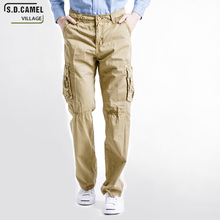 Autumn and winter Tactical War Game Cargo Pants Mens Silm Casual Pants Mens chinosTrousers Army Military Active Pants Plus Size