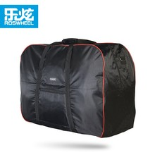 Buy ROSWHEEL Bicycle Storage Bag 14-20 Inch Folding Bike Loading 420D Pannier Shoulder Hand Carry Luggage Handlebar Seatpost Mount for $29.88 in AliExpress store