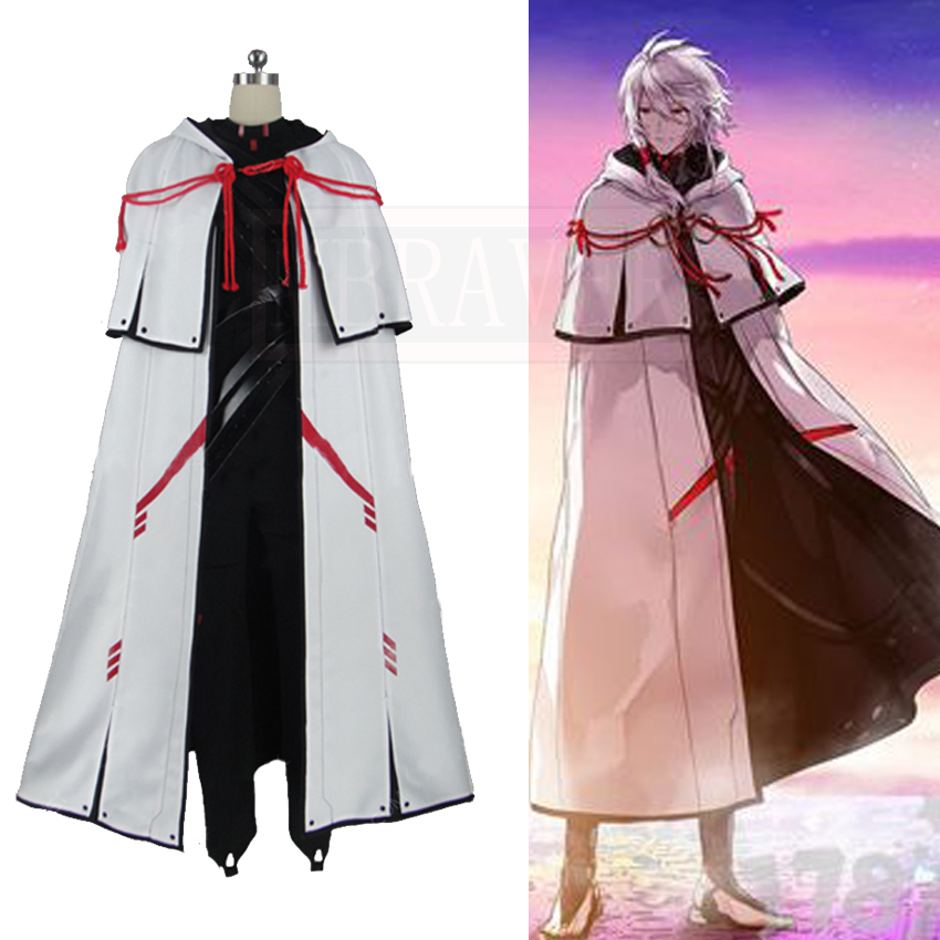 Kado: The Right Answer Yahakui Zashunina Cosplay Costumes Custom Made Any Size