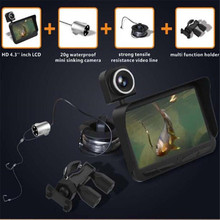 Cheap Price !! New 720P Portable Underwater Night Vision Fishing HD Video Camera Fish Fiinder Outdoor Fishing High Quality Apr 3(China)
