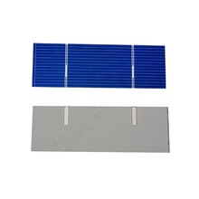 ECO-WORTHY 80pcs 78x26mm Small Solar Cells Kit W Tab Bus Wire Flux Pen J Box for DIY Panel