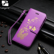 TAOYUNXI Bronzing Butterfly Mobile Phone Cases For Apple IPhone 5C Iphone5C 4.0 Inch Covers Bags Shell Skin Hood Telephone(China)