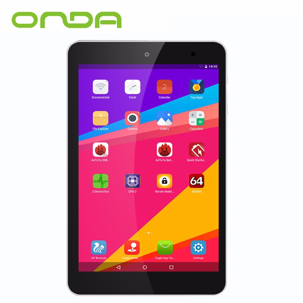 "Onda V80 SE 8"" Android Tablet 8 inch 1920x1080 tablet IPS AllWinner A64 2GB RAM 32GB ROM Phablet Pink Tablet pc Tablet camera(China)"