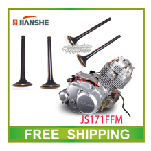 JIANSHE 250CC ATV VALVE atv250 JS250 quad accessories free shipping(China)