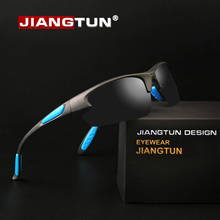 JIANGTUN TR90 Fishing Sunglasses Polarized For Men Women Shadow Glasses for Driving Men's Glasses Fashion Eyewear(China)