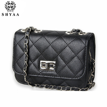 SHYAA 2017 Hot!Fashion Mini Women Bags Women Leather Handbags Women Messenger Bags Women Shoulder Bag Wholesale