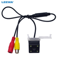 HD Car Rear View Reverse Backup Camera With LED For Citroen DS5/DS6/DS5LS /Elysee/C-QUATRE/DS/C5/C4/C2/C3-XR  #CA3179