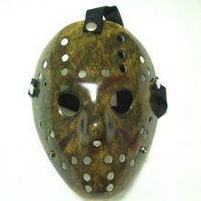 200pcs/lot Black Friday NO.13 Jason Voorhees Freddy hockey festival party Halloween masquerade mask (adult size) 100gram