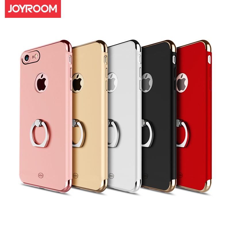 JOYROOM new mobile phone font b case b font to send mobile phone ring finger ring