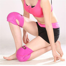 Vertvie New Arrival Adjustable Hollow Out Weightlifting Knee Pad Roller Skates Volleyball Professional Sports Kneeling Protector