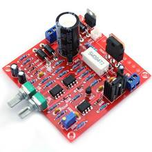 2017 NEW Red 0-30V 2mA-3A Continuously Adjustable DC Regulated Power Supply DIY Kit for school education lab E#TN(China)