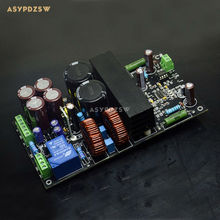 HIFI High Power IRS2092+IRFB4227 Class D Mono Digital power amplifier board 1000W Stage power amplifier board