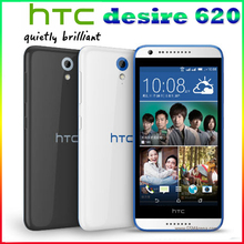510 Original 100% Unlocked HTC Desire 510 5MP 2100mAh 4.7 Inches 8GB ROM Touch screen Refurbished Mobile Phone Free Shipping(China)