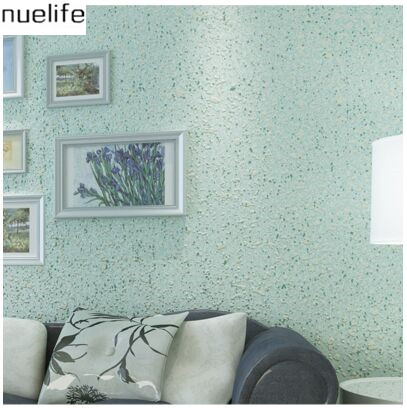 Modern minimalist diatom mud color gray wallpaper nonwovens pure color bedroom living room clothing store background wallpaper<br>