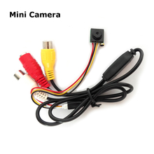 Buy FPV Mini Home Security Surveillance Video Camera Micro 600TVL CMOS Sensor Black for $9.80 in AliExpress store