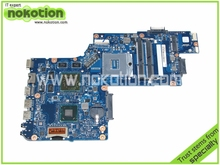 NOKOTION new H000051770 Laptop motherboard for toshiba satellite L850 C850 mother boards ATI HD 7670M Graphics(China)