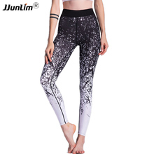 Buy Women Yoga Pants Printed High Elastic Fitness Legging Slim Sport Pants Gym Workout Running Leggings Female Sport Dance Trousers for $15.89 in AliExpress store