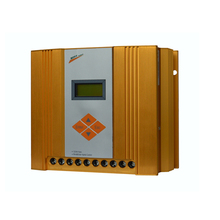 MPPT wind solar hybrid mppt charge controller for 200-600W wind turbine generators,12V(300W Wind+150W Solar)24V(600W+300W solar)(China)