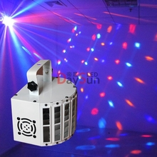 Professional Led Stage Light DMX512 Stage Lighting Device Home Party Wedding Show Lighting System Led DJ Lamp RGB Projesctor