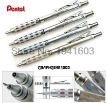 One Piece Pentel GraphGear 1000 Aluminum Barrel High Quality Drafting Mechanical Pencil