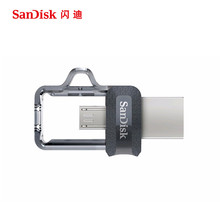 Sandisk Usb Flash Drive 128GB 64GB 32GB 16GB 150MBS OTG 3.0 Pen Mini U Disk Stick Key Micro USB Telephone - World Digital Store store