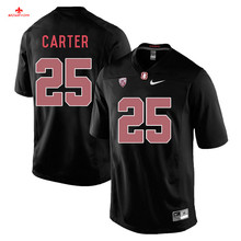 Nike 2017 Stanford Andrew Luck 12 Can Customized Any Name Any Logo Limited Ice Hockey Jersey Alex Carter 25(China)