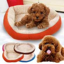 Dog Bed mat House dog Soft Fleece Warm Plush Nest Mat Pad cushion For Pets Puppy dog kitten Cats