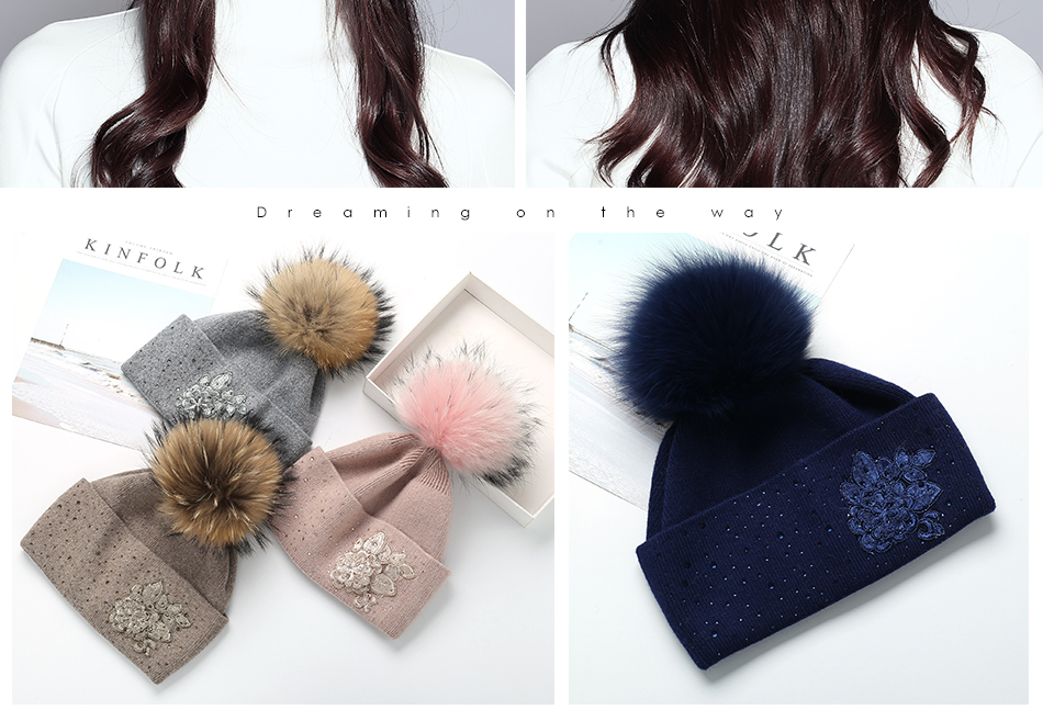 winter hats for women MZ713B (20)