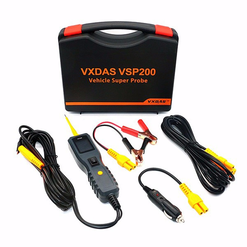 VXDAS VSP200-6