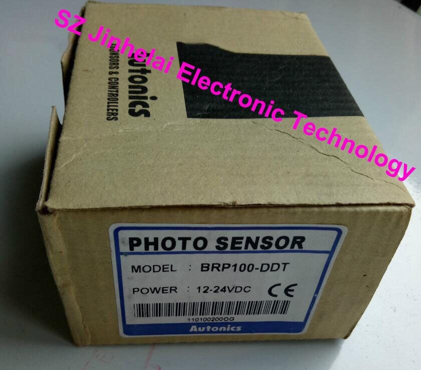 100% New and original  BRP100-DDT   AUTONICS  PHOTOELECTRIC SWITCH    12-24VDC<br>
