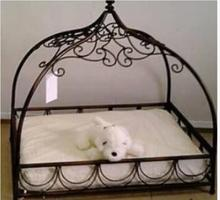 European princess, wrought iron pet beds, pet litter..