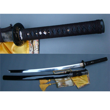 Free Shipping Handmade Antique Samurai Katana Japan Sword Ready For Fighting,Drop Shpping(China)