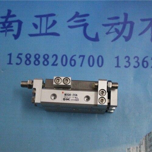 MXQ8-20A SMC Sliding cylinder air cylinder pneumatic component air tools MXQ series<br><br>Aliexpress