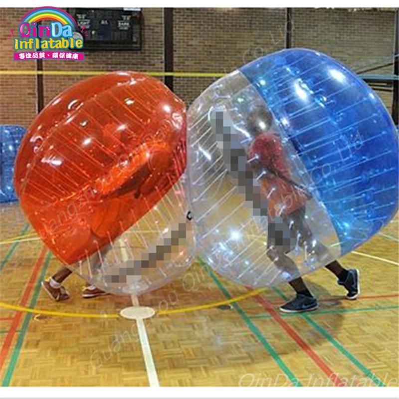 bubble soccer91