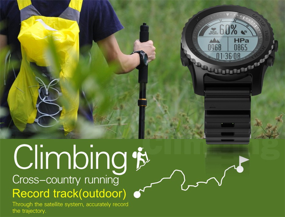 Makibes G07 GPS Smart Watch (10)