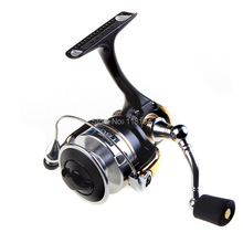 American brand Usreel 180xl light weight spinning reel ice reel two spools brass gears