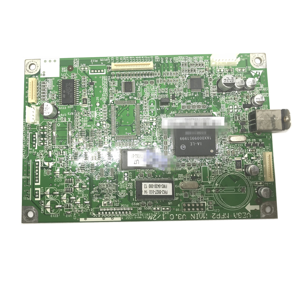 4012 Main Board PCA ASSY Formatter Board for Canon MF4010 MF4018 MF4012 Logic Board FK2-5927-000 FM3-5430-000<br>