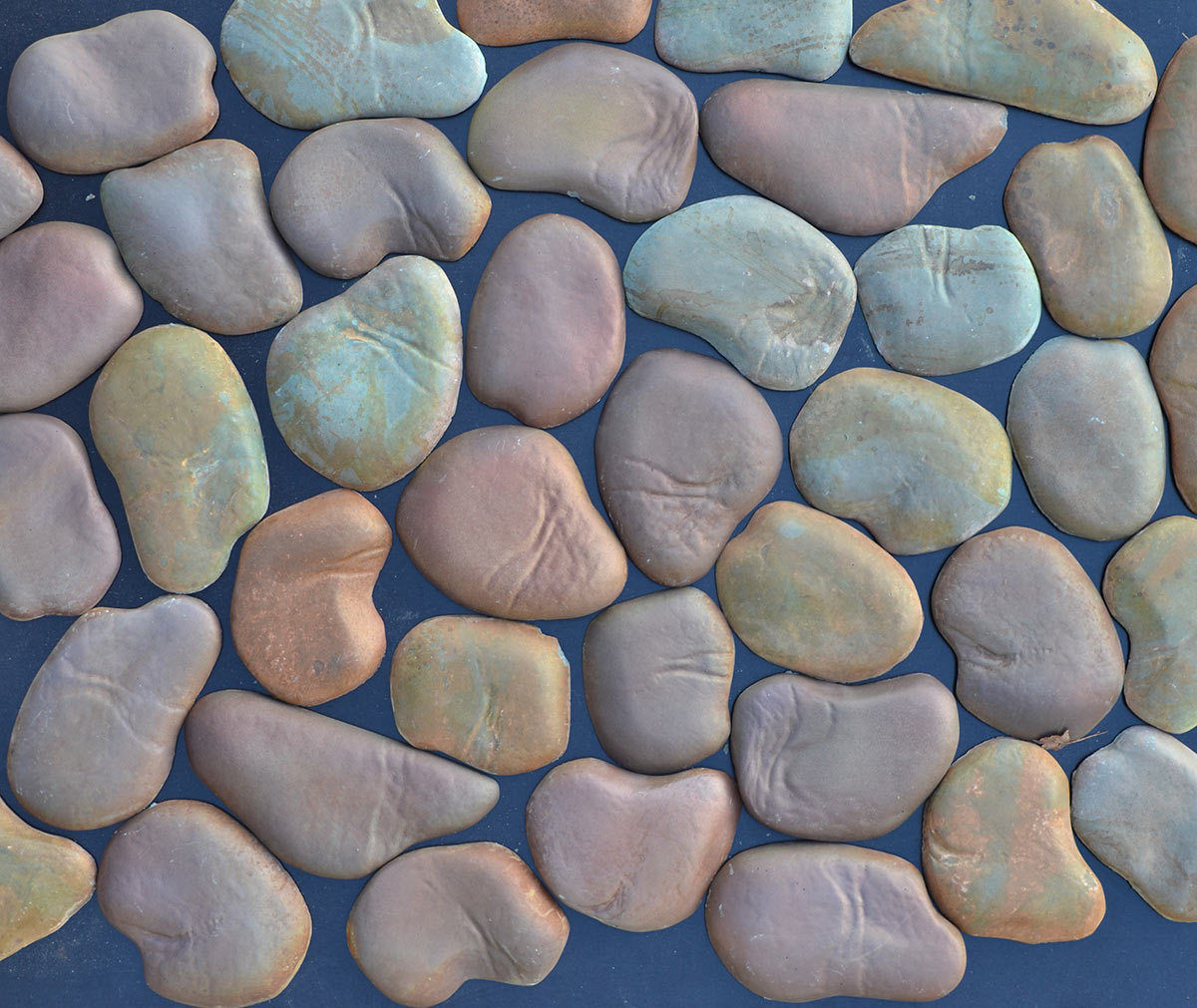 11 CONCRETE MOLDS RIVER ROCK STONE MOULDS WALL VENEER STONES FOR FIREPLACES<br><br>Aliexpress