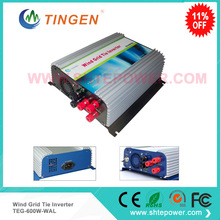 600w wind charge controller inverter grid tie 3 phase ac 22-60v input LED dump load resistor(China)