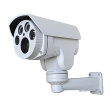 AHD 960P PTZ Bullet Camera Pan Tilt 2.8-12mm Outdoor Security 4array LEDs Night Vision low illumination Supports IR-CUT Metal