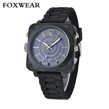FOXWEAR F27 Men's Driving Sport Video Recorder Smart Watch With LED Light WIFI Remote Control Photographed Wristwatch for Iphone(China)