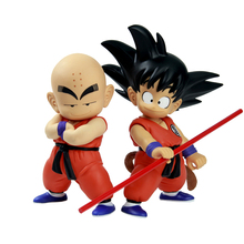 Dragon Ball Z Goku Karrin 20cm Action Figure Anime Collectible Model PVC Toys Classic Japanese animation DragonBall dbz(China)